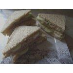 Английские сандвичи с огурцом