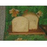 Хлеб горчичный на молоке