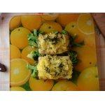 Рыба с хрустящей картофельной корочкой