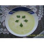 Суп-крем из свежих кабачков