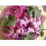Салат с сельдью Пятничный