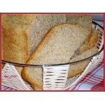 Хлеб с отрубями и кунжутом