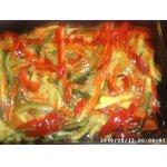 Жареные овощи по-корейски для поваренка lasabrosa