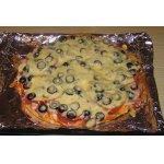 Колбасная пицца