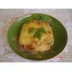 Порционная капустная лазанья