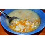 Лeгкий суп Островок