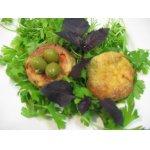 Сырно - овощные маффины для Почемучки