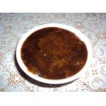 Кофейно-шоколадно-зефирная глазурь