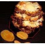 Печенье с миндалем и курагой Флорентины