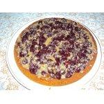 Десертный пирог Сочная вишня