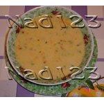 Суп с плавлеными сырками Дружба