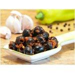 Как облагородить баночные маслины