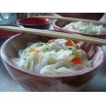 Салат-закуска из рисовой или стеклянной лапши
