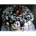 """Клубничный торт """"Для мужа"""""""