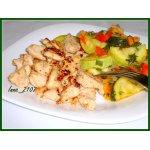Куриная грудка по мотивам турецкой кухни