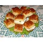 Закусочные пирожные Наполеон