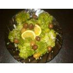 Летняя закуска из брокколи
