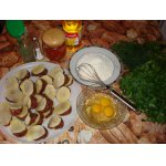 Мбатн - фаршированный картофель
