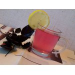Холодный базиликовый чай