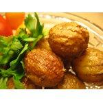 Жареный картофель Орешки