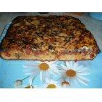 Пицца на тесте из кефира и майонеза