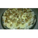 Крекерно-банановый десерт