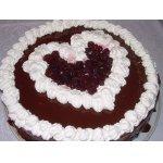 Торт Вишнeвая любовь