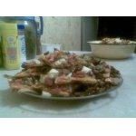 Пицца с брынзой или сыром