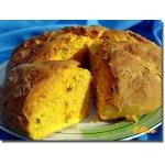 Сладкий тыквенный хлеб