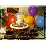 Торт Шоколадно-сливочное наслаждение