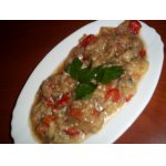Салат на мангале для шашлыка