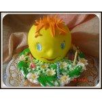 "Торт ""Колобок"" – кулинарный рецепт"