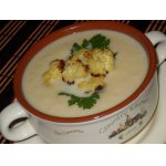 Суп-пюре с цветной капустой
