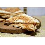 Дрожжевые лепешки с сыром и брынзой
