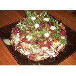 Печеночный нео-торт Бордо