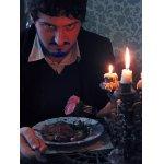 Ужин аристократа Говядина Шатобриан с вишневым соусом