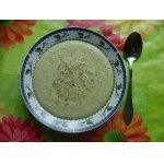 Овощной суп-пюре с твердым сыром