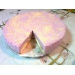 Яблочно-сливочный торт