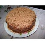 Торт На мамин день рождения