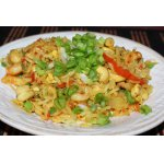 Жареный рис по-тайски Кау Пад