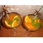 Цитрусово-мятный коктейль
