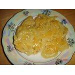 Салат из маринованых перцев
