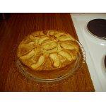Яблочно-коричный пирог