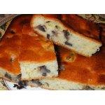 Вкусный грибной пирог