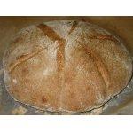 Хлеб из муки грубого помола на закваске