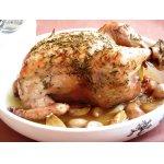 Жаркое из курицы с лимоном и чесноком – кулинарный рецепт