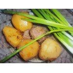 Картофель в горшочках От бабули
