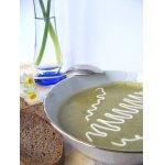 Суп-пюре на грибном бульоне