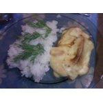 Куриная грудка с болгарским перцем