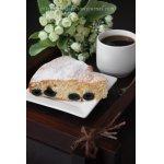 Пирог с засахаренными маслинами
